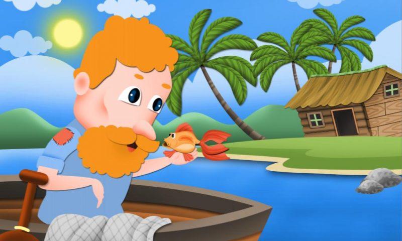 Phát biểu cảm nghĩ về truyện cổ tích Ông lão đánh cá và con cá vàng