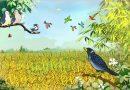 Phân tích 6 câu thơ đầu bài thơ khi con tu hú của Tố Hữu