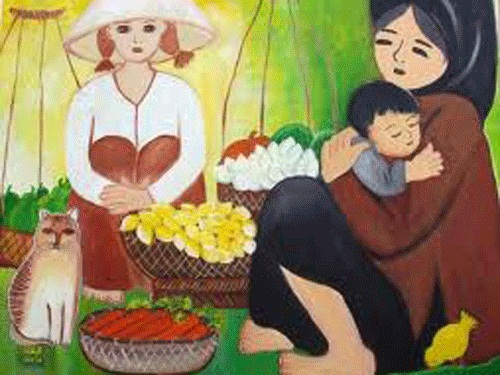 Phân tích đoạn trích Trong lòng mẹ để làm nổi bật cảm hứng nhân đạo và ký ức tuổi thơ gắn với tình mẹ của nhà văn Nguyên Hồng