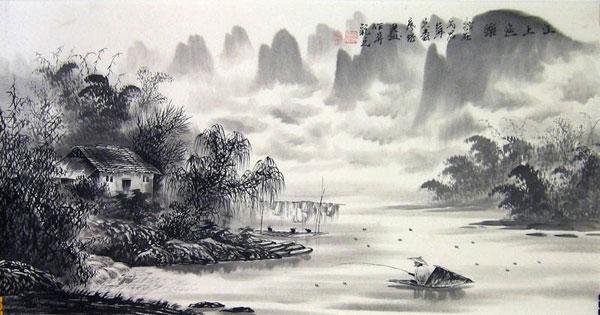 van mau triet ly nhan sinh cua nguyen binh khiem qua bai tho nhan 2 Triết lý nhân sinh của Nguyễn Bỉnh Khiêm qua bài thơ Nhàn